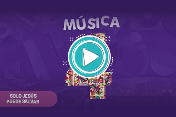 Videoclip: Solo Jesús puede salvar - Música 4