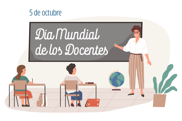 Proyecto pedagógico – Día Mundial de los Docentes